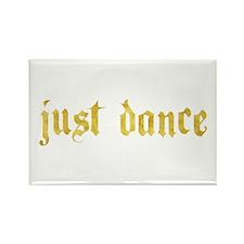 Just Dance Rectangle Magnet