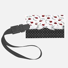 Little Ladybugs Luggage Tag