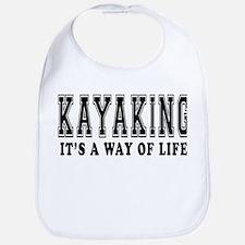 Kayaking It's A Way Of Life Bib