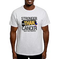 Stronger Than Bladder Cancer T-Shirt