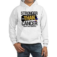 Stronger Than Bladder Cancer Hoodie