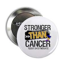"""Stronger Than Bladder Cancer 2.25"""" Button (10 pack"""