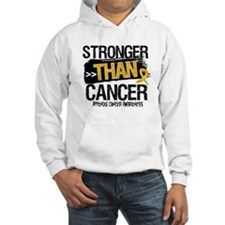 Stronger Than Appendix Cancer Hoodie