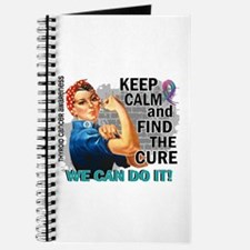 Rosie Keep Calm Thyroid Cancer Journal