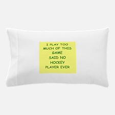 hockey Pillow Case