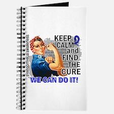 Rosie Keep Calm Syringomyelia Journal