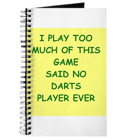 darts Journal