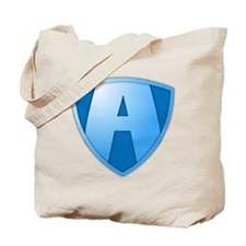 Super A Design Tote Bag