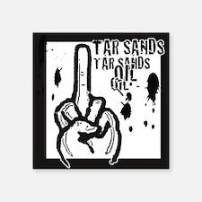 Tar sands oil Sticker