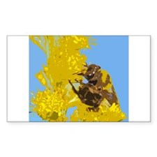 Busy Bumblebee Decal