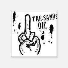 Tar Sands Sticker