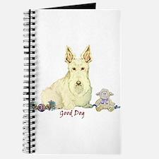 """Good Dog"" Wheaten Scottie Journal"