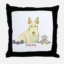 Scottish Terrier Pillows, Scottish Terrier Throw Pillows & Decorative Couch Pillows