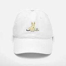 """Good Dog"" Wheaten Scottie Baseball Baseball Cap"