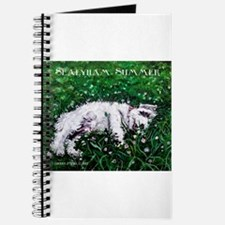 Sealyham Summer Terrier Journal