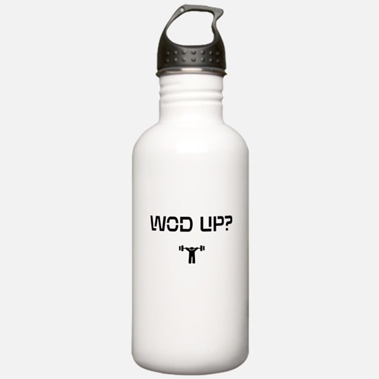 WOD UP? Water Bottle