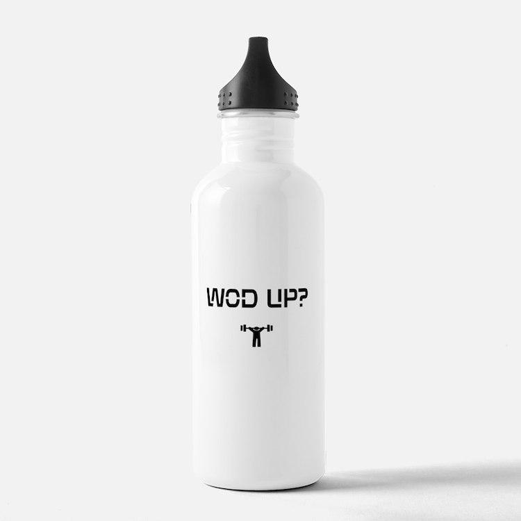 WOD UP? Water Bottle