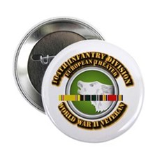 """Army - WWII - 104th INF Div 2.25"""" Button"""