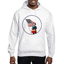 Patriotic #5b - Hoodie