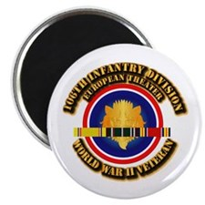 Army - WWII - 106th INF Div Magnet