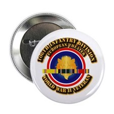 """Army - WWII - 106th INF Div 2.25"""" Button (10 pack)"""