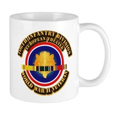 Army - WWII - 106th INF Div Mug