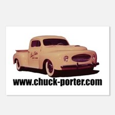 Chuck Porter's Bodyshop - Postcards (8-Pack)