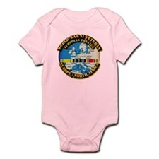 World War II Veteran - Europe Infant Bodysuit