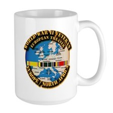 World War II Veteran - Europe Mug
