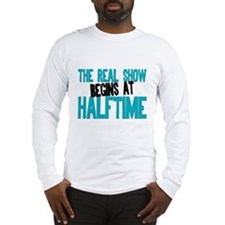 Marching Band Halftime Long Sleeve T-Shirt