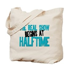 Marching Band Halftime Tote Bag