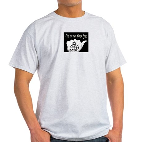Fist of the North Star Ash Grey T-Shirt