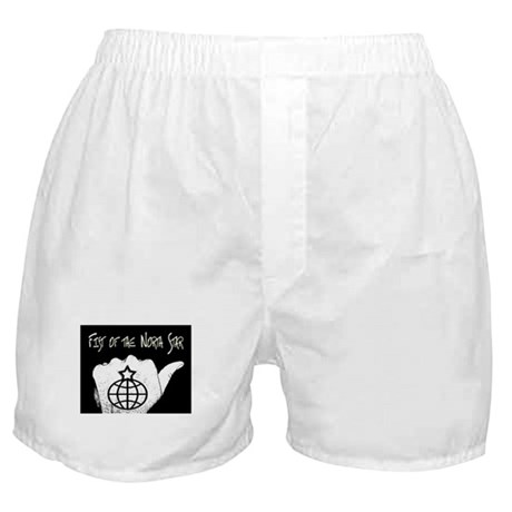 Fist of the North Star Boxer Shorts