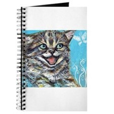 laughing cat baby Journal