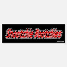 Snootchie Bootchies - Mallrats Bumper Bumper Bumper Sticker