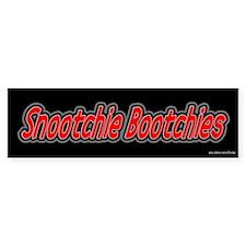 Snootchie Bootchies - Mallrats Bumper Bumper Sticker
