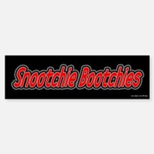 Snootchie Bootchies - Mallrats Bumper Car Car Sticker