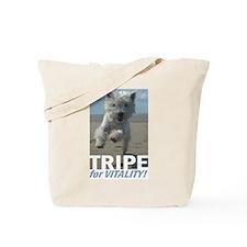 Tripe For VITALITY! Tote Bag