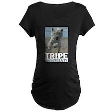 Tripe For VITALITY! Maternity T-Shirt