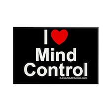 Mind Control Rectangle Magnet
