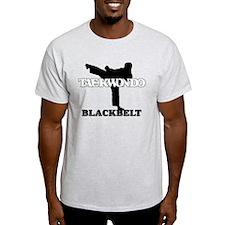 TaeKwonDo Black Bel T-Shirt