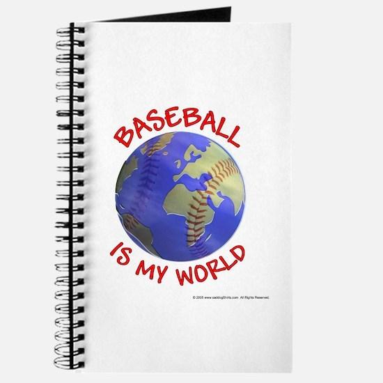 Baseball is my World Journal