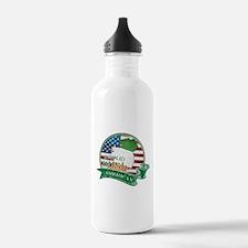 Proud Irish American Water Bottle