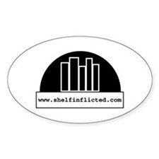 Shelf Inflicted BW Decal