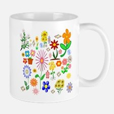 Field of Flowers Mug