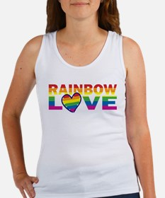 Marriage Equality - Gay Pride Women's Tank Top