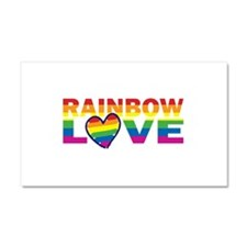 Marriage Equality - Gay Pride Car Magnet 20 x 12