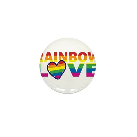 Marriage Equality - Gay Pride Mini Button (100 pac