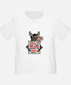 WELFARE DEMOCRATS T-Shirt