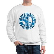 Brooklyn New York Jewish Sweatshirt